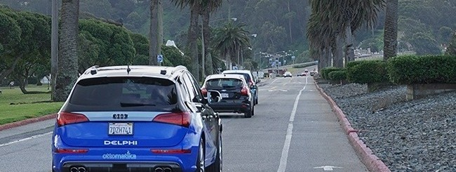 Audi Q5 Delphi