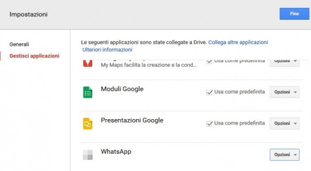 how to restore whatsapp from google drive