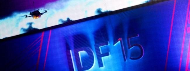 Intel IDF - Shenzhen 2015