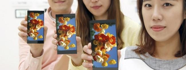 LG G4 - Display Quad HD