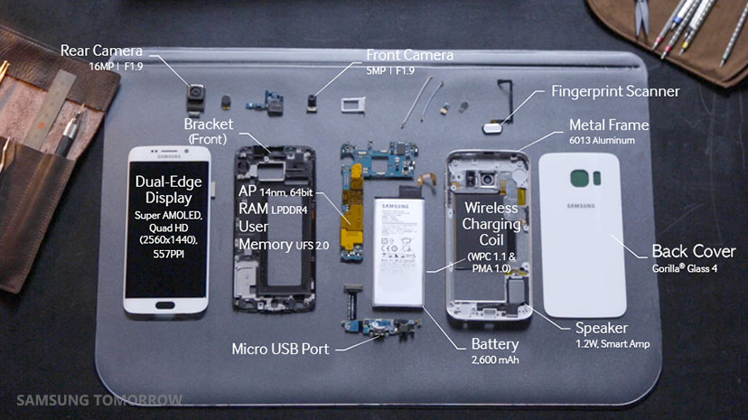 Samsung Galaxy S6 Edge Video Quot In Boxing Quot Webnews