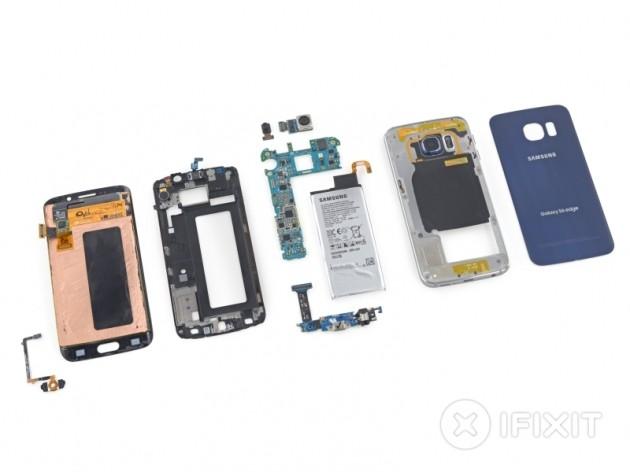 Samsung Galaxy S6 edge - iFixit