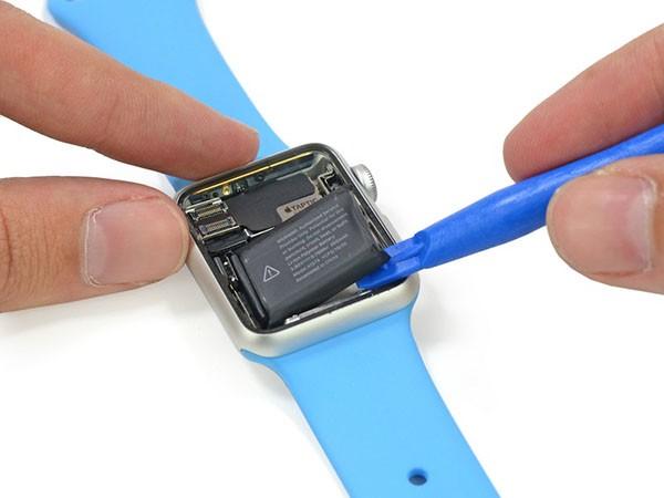 Apple Watch, batteria