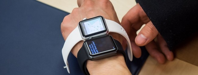 Apple Watch, try on