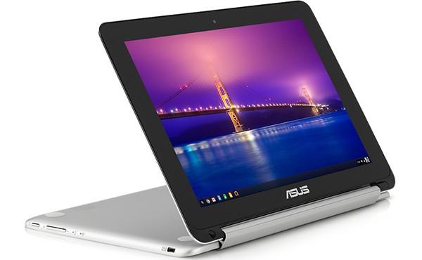 Chromebook Flip, il nuovo laptop Chrome OS prodotto da ASUS