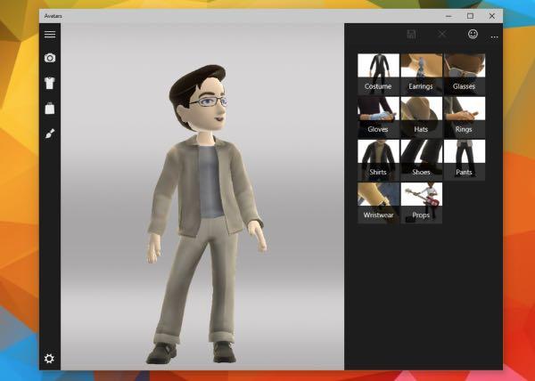 Windows 10, arrivano gli avatar di Xbox