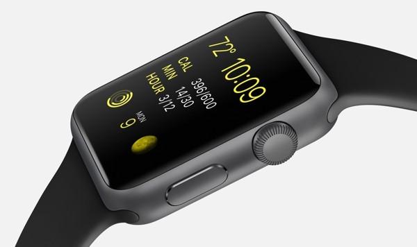 Apple Watch Sport grigio siderale
