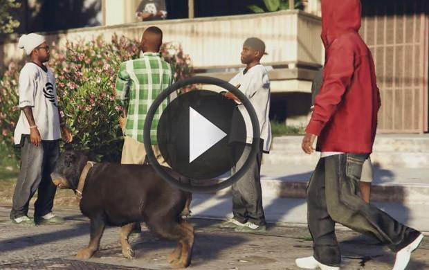GTA 5: trailer della versione PC a 60 fps