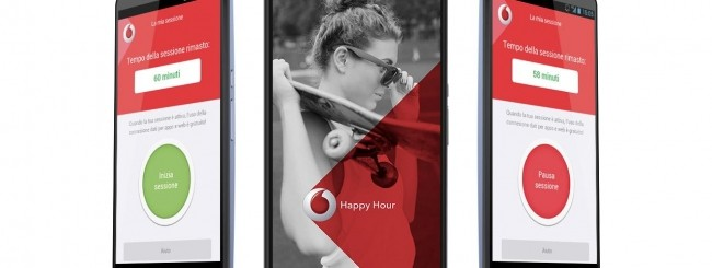Vodafone Happy Hour
