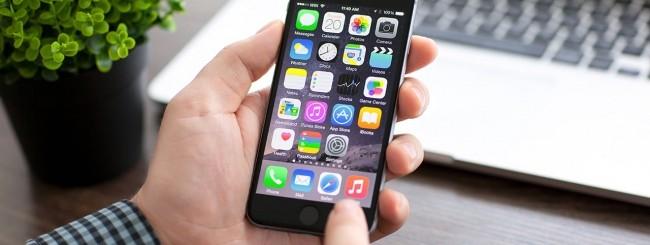 iOS 8 su iPhone