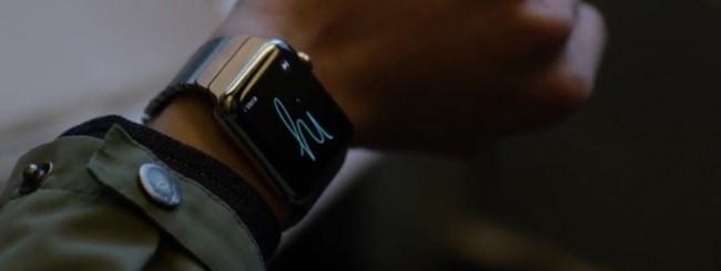 Apple Watch, spot