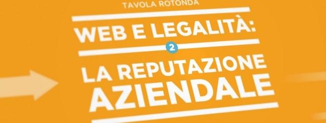 Web e legalità