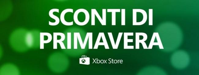 Sconti di primavera Xbox