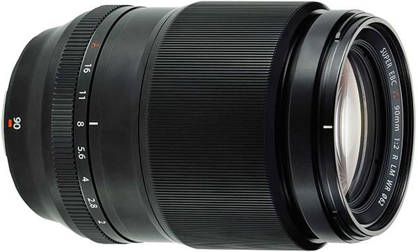 Il nuovo teleobiettivo Fujifilm FUJINON XF90mmF2 R LM WR