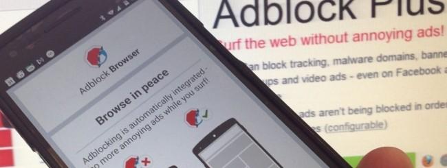 Adblock Browser per Android