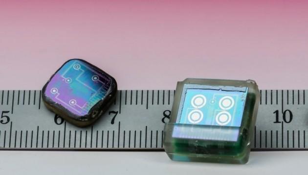 Chip biosensore