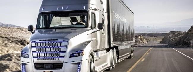 Freightliner Daimler Trucks