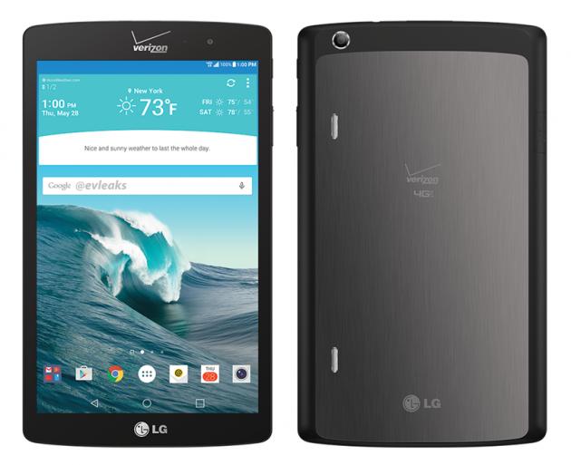 LG G Pad X 8.3