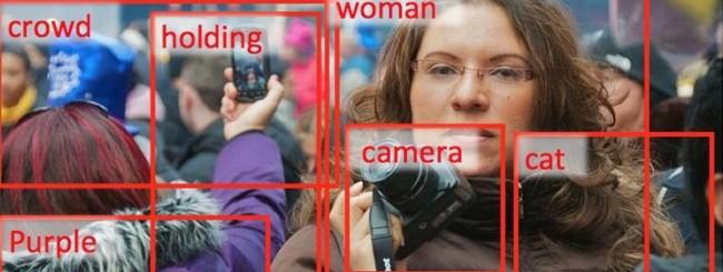 Microsoft auto photo-captioning