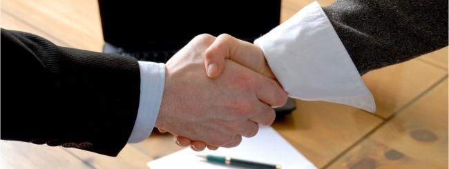 Accordo trattative
