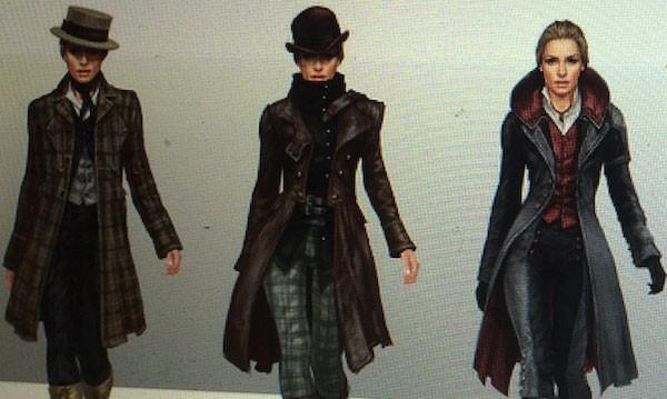La protagonista femminile di Assassin's Creed: Syndicate