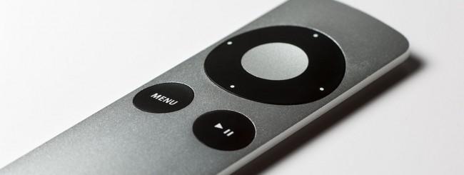 Apple TV, telecomando