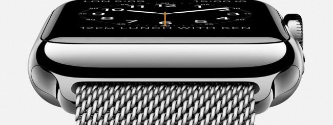 Apple Watch frontale