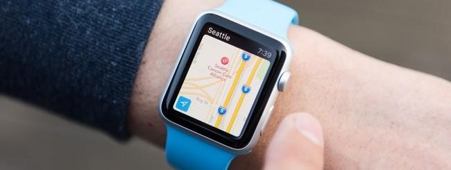 Mappe di Apple Watch