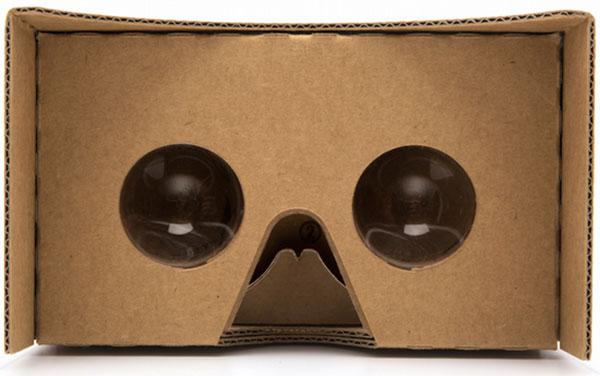 Il nuovo visore Google Cardboard, più grande per gli smartphone da 6 pollici