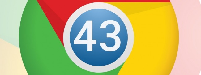 Chrome 43