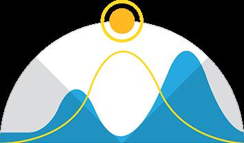 Ciclo di produzione e consumo elettrico da fotovoltaico