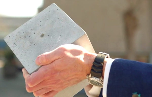 Il cemento sviluppato dalla  Delft University of Technology in grado di rigenerarsi da solo in caso di rotture