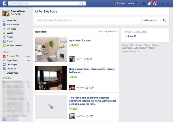 Facebook, nuovi strumenti per l'e-commerce