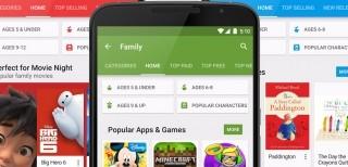 Google Play Family Store