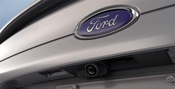 Rear View Camera: la videocamera posteriore integrata sulle vetture Ford