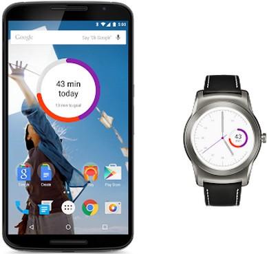 Il nuovo aggiornamento all'applicazione Google Fit introduce il supporto agli smartwatch con piattaforma Android Wear