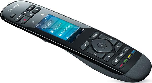 Uno dei telecomandi Logitech Harmony per le smart home