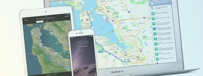Mappe di iOS