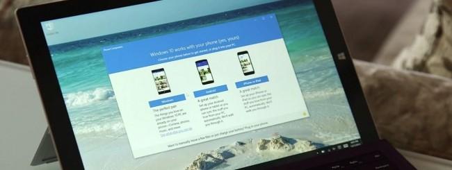 Windows 10 Phone Compaion