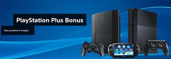 PlayStation Plus Bonus
