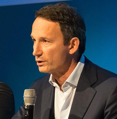 Andrea Zappia, amministratore delegato di Sky Italia