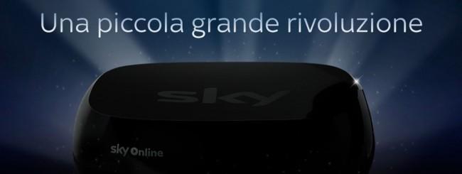 TV Box di SKY Online