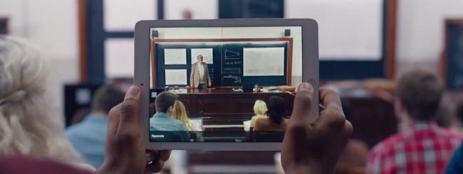 Campagna iPad
