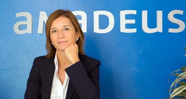 Francesca Benati, amministratore delegato di Amadeus Italia. A Milano ha organizzato la quarta edizione del Travel Technology Day. Dopo il buio della crisi, si intravede un futuro di espansione per l'intero settore turistico, sia per gli operatori intermediari che per quelli diretti.