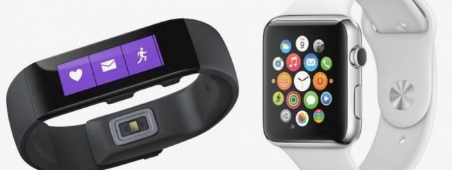 Microsoft Band - Apple Watch