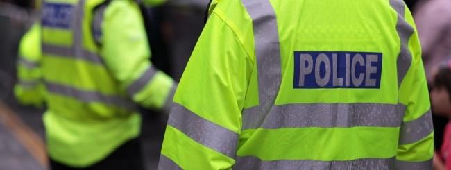 Polizia inglese
