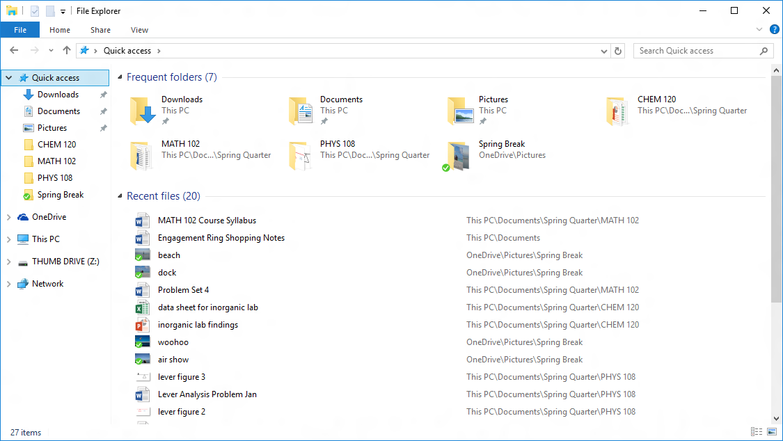 how to access app backup files win 10