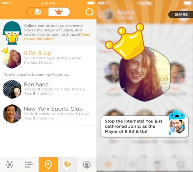 Swarm Mayorships