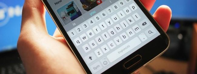 SwiftKey Galaxy S6