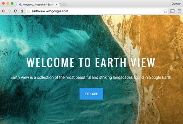La collezione Earth View, arricchita con nuove location per l'occasione